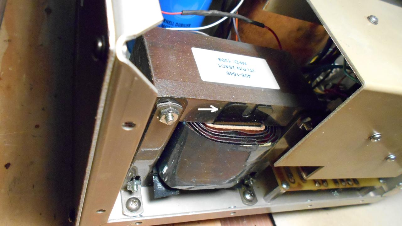 Als600 Relay Switch Buzzing Having