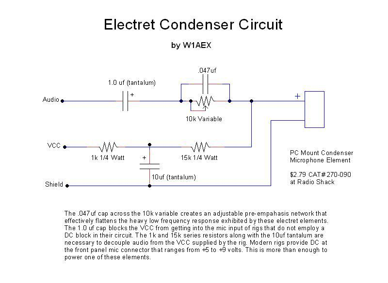 Mic Wiring Diagram For Kenwood Ts440s 37 Wiring Diagram