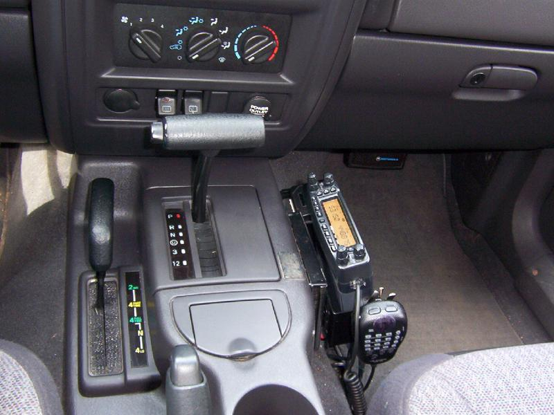 Cab Install